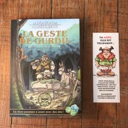 LA GESTE DE GURDIL vol.1 &...