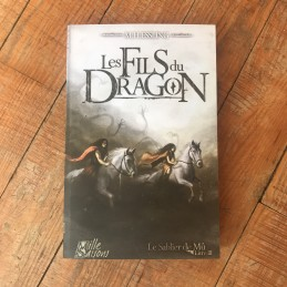 LES FILS DU DRAGON - Roman